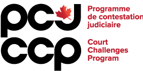 PCJ CCP – Court Challenges Program